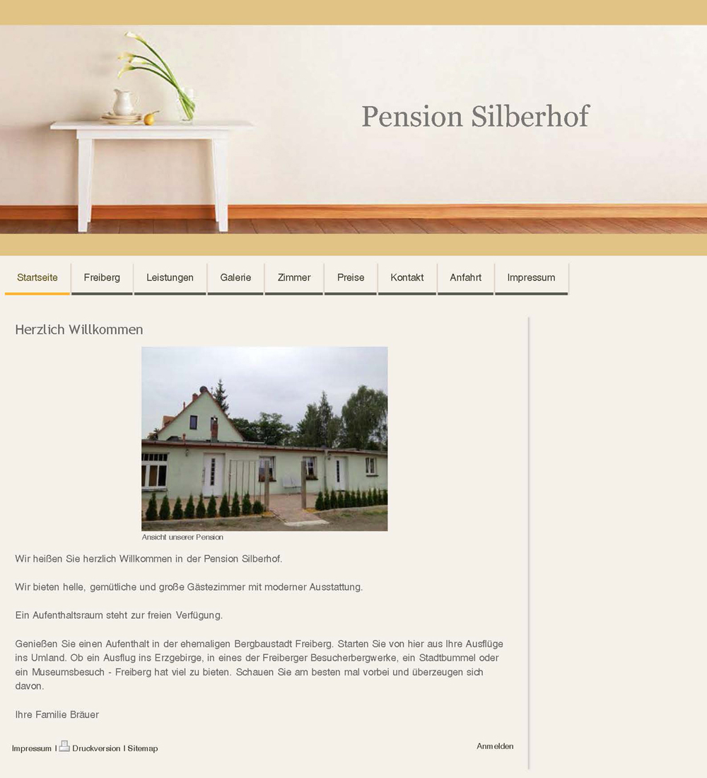 Pension Silberhof